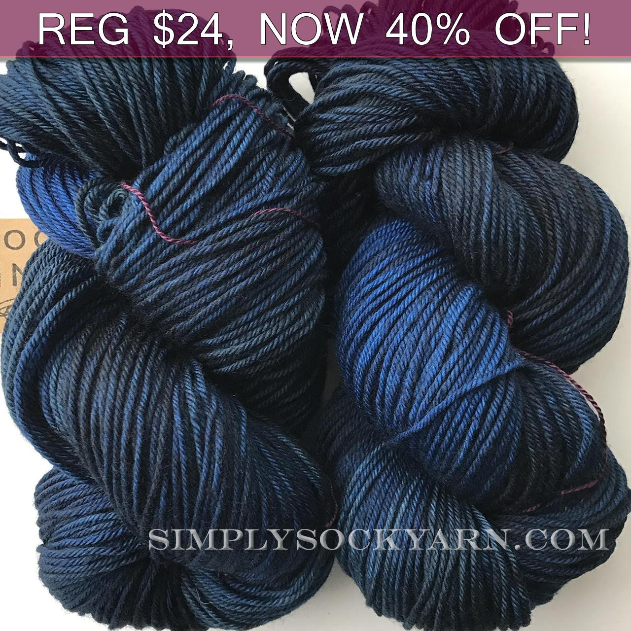 MWP Lt Worsted Arctic Ocean -
