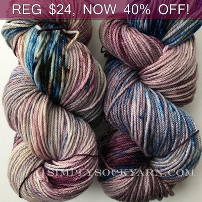 MWP Lt Worsted Bad Pixie -