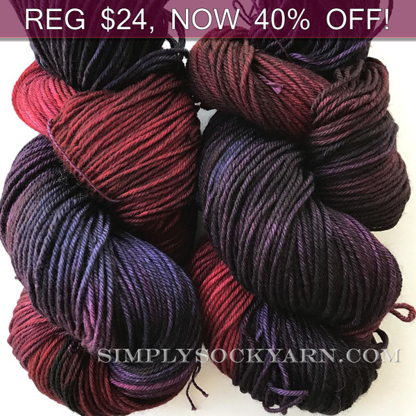 MWP Lt Worsted Bramble Berry -
