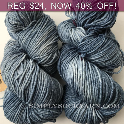 MWP Lt Worsted Chambray -