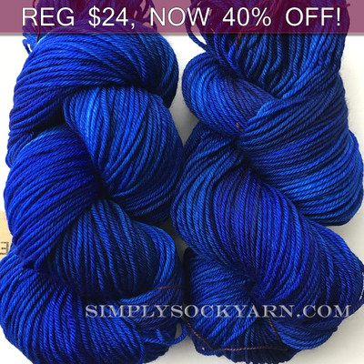 MWP Lt Worsted Classic Blue -