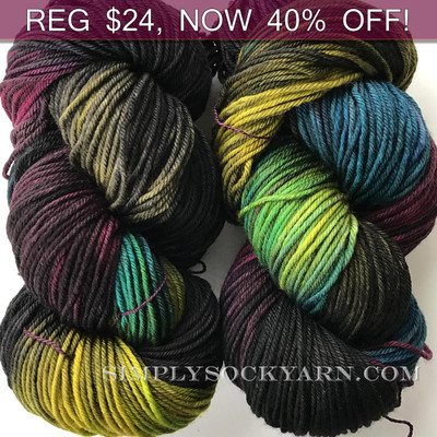 MWP Lt Worsted Cosmic Wonder -