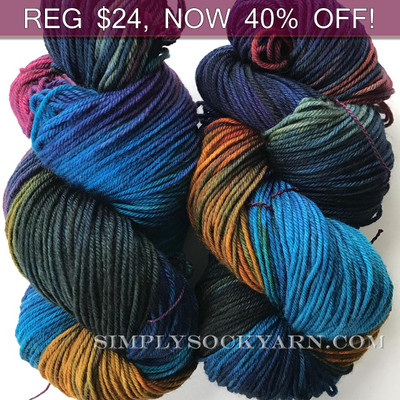 MWP Lt Worsted Cosmos -