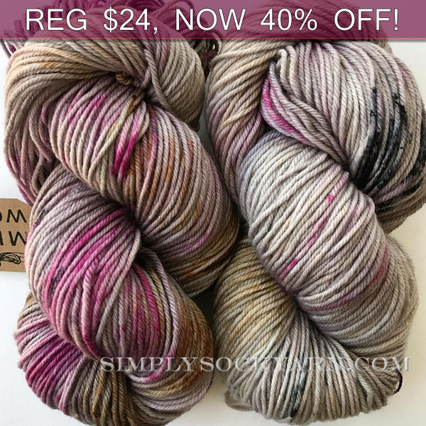 MWP Lt Worsted Delphinus -