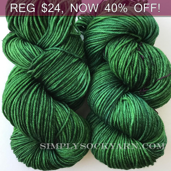 MWP Lt Worsted Emerald -