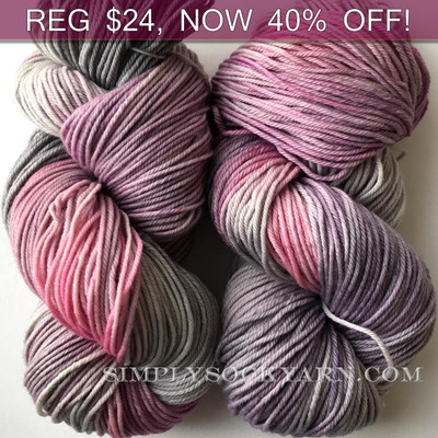 MWP Lt Worsted Fairy Dust -