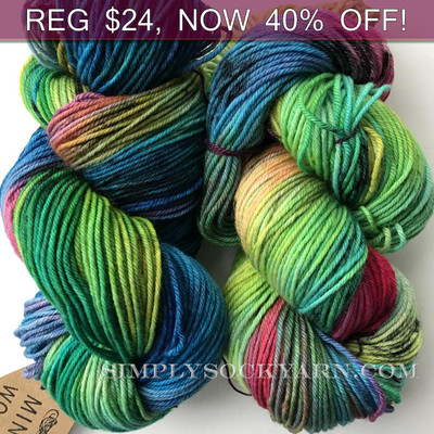 MWP Lt Worsted Galaxy -
