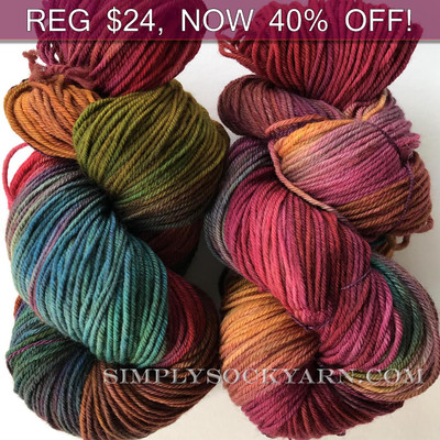 MWP Lt Worsted Hawaiian Bloom -