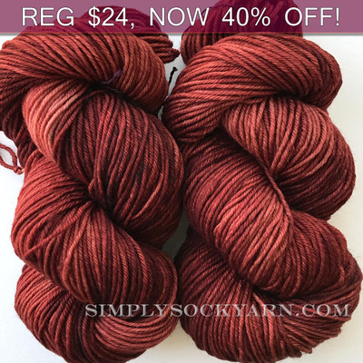 MWP Lt Worsted Medieval Red -