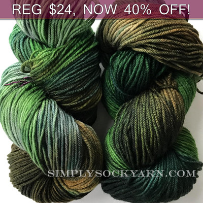 MWP Lt Worsted Northern Forest -