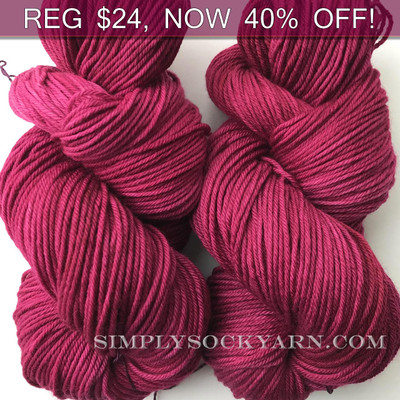 MWP Lt Worsted Radiant Orchid -