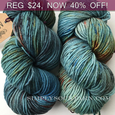 MWP Lt Worsted Rocky River -