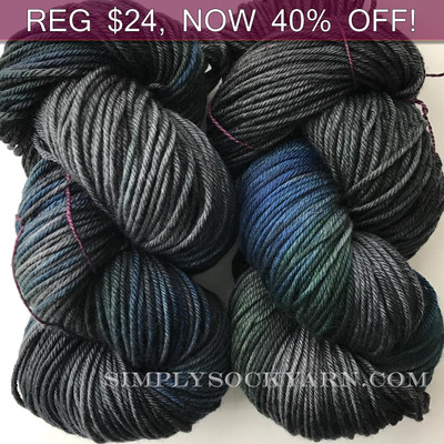 MWP Lt Worsted Stormy Seas -