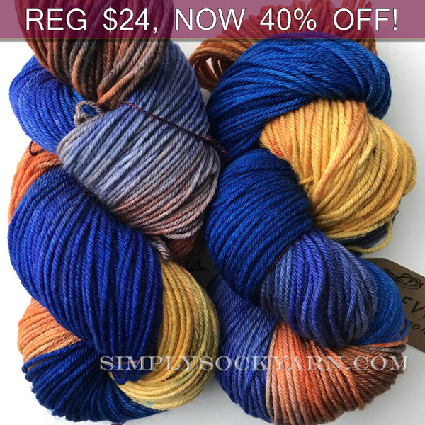 MWP Lt Worsted Winter Sunrise -