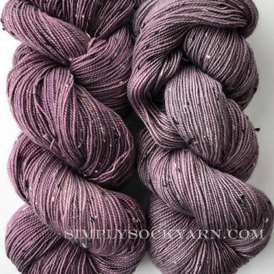 HLoco Tweed Plum -