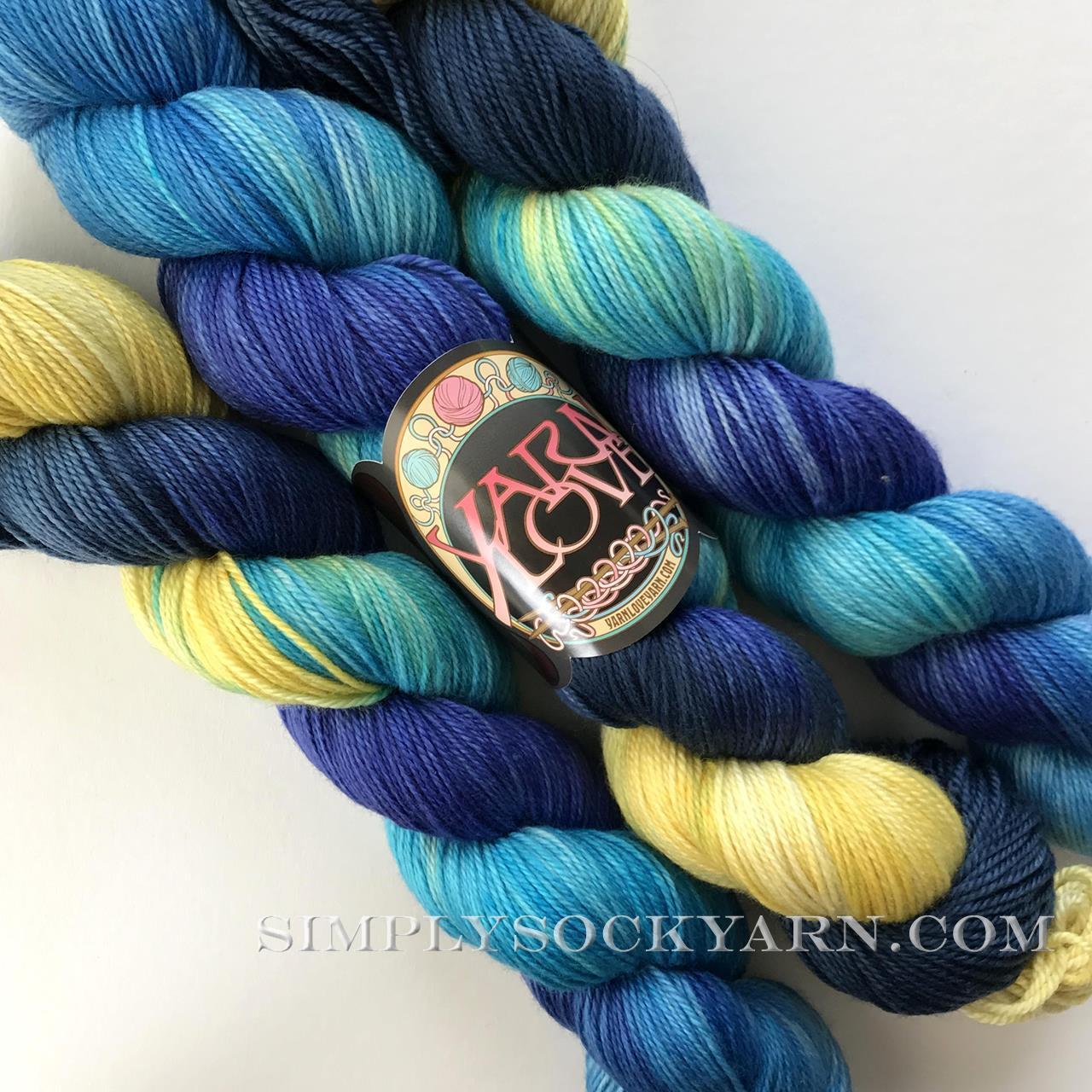 YL Goldilocks Blue Mosaic -