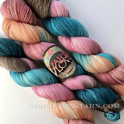 YL Goldilocks Mermaid -