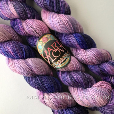 YL MA Sparkle Lilac Riot -