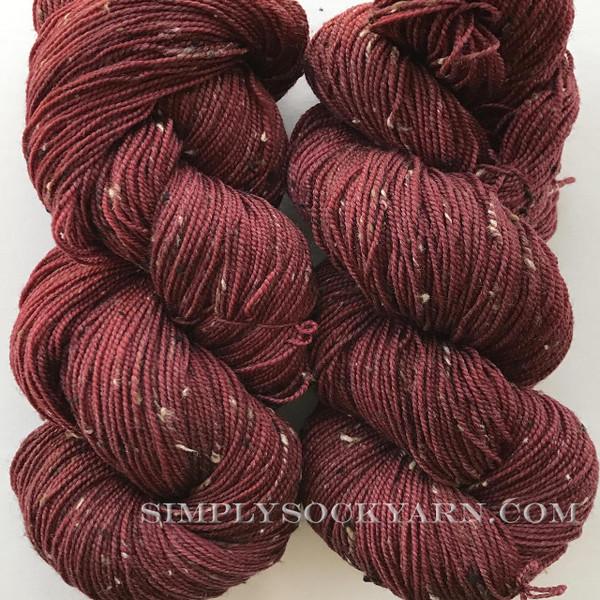 HLoco Tweed Rosehip -