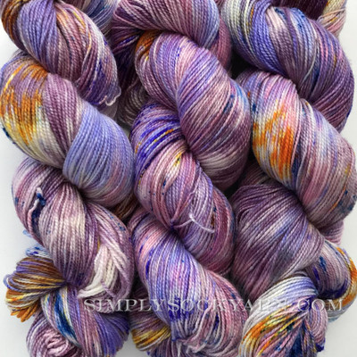 SY Bliss Sock Mulan -