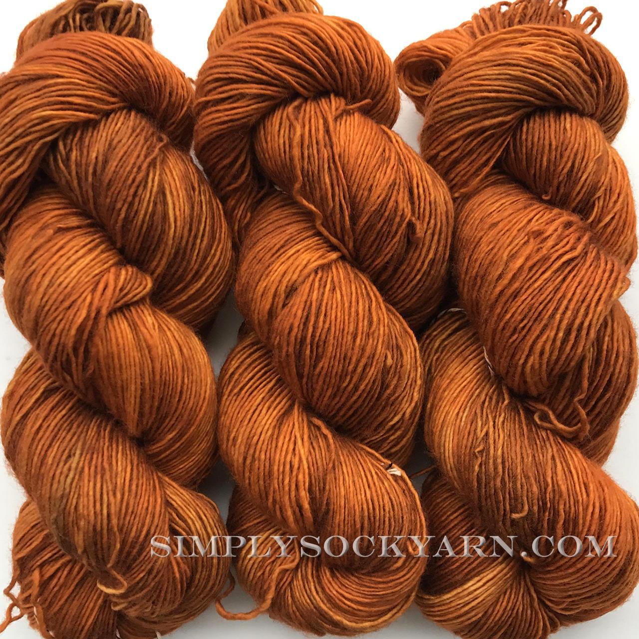 SY Singles Pumpkin Spice -