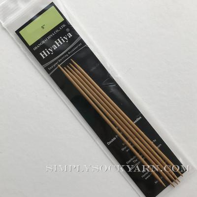 "Hiya 5"" DP Bamboo US 2 -"