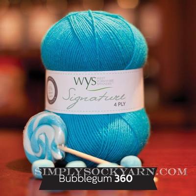 WYS Solid 360 Bubblegum -