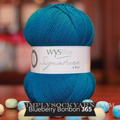 WYS Solid 365 Blueberry Bonbon -
