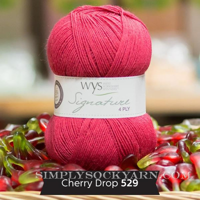 WYS Solid 529 Cherry Drop -