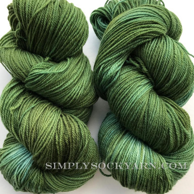LnL 80/20 Sock Evergreen -