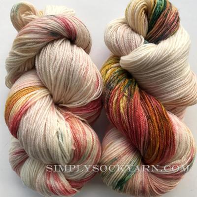LnL 80/20 Sock I See Seashells -