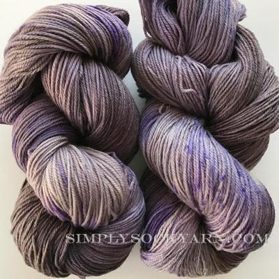 LnL 80/20 Sock Lilac -