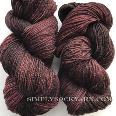 LnL 80/20 Sock Rosewood -