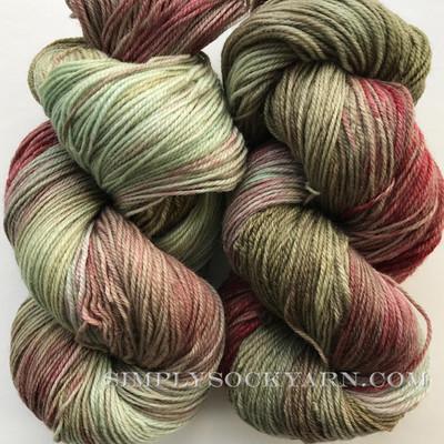 LnL 80/20 Sock Seagrass -