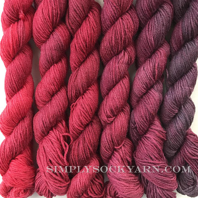 US Gradiance 6-Kiri Cranberry -