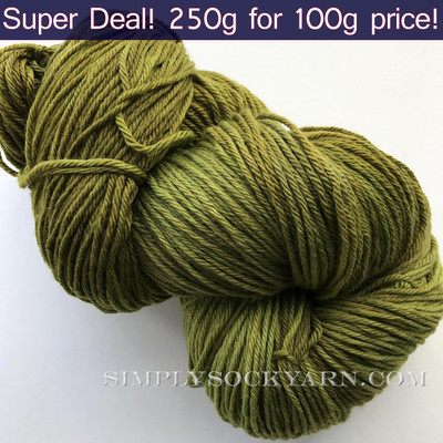 Poste Worsted 250g Dismal Swamp -