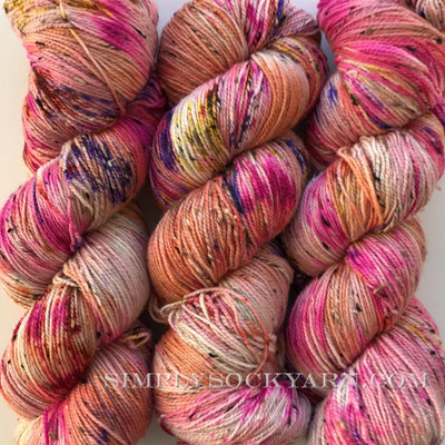 SY Tweed Passion Fruit -