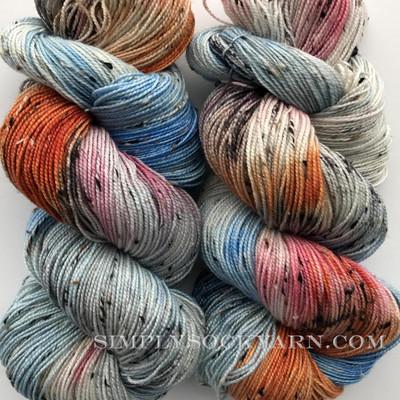 HLoco Tweed Sundown -