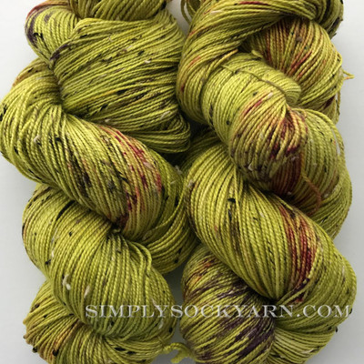 HLoco Tweed Muscle Up Buttercup -