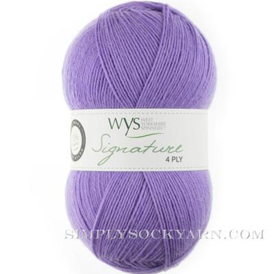 WYS Solid 731 Violet -