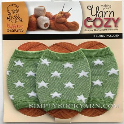 Yarn Cozy Green Star -