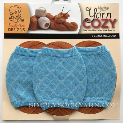 Yarn Cozy Blue Argyle -