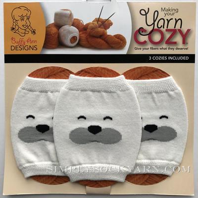 Yarn Cozy Polar Bear -