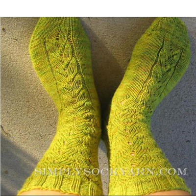 DIC Sleepwalker Sock Pattern