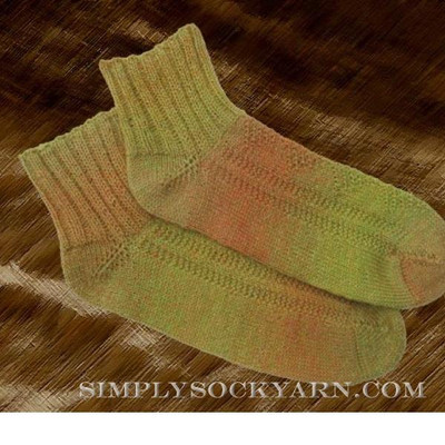 JoJoLand Pine Array Sock