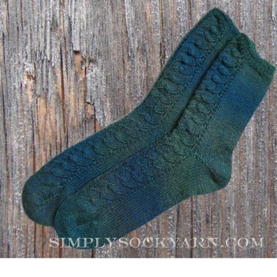 JoJoLand Scallop Sock