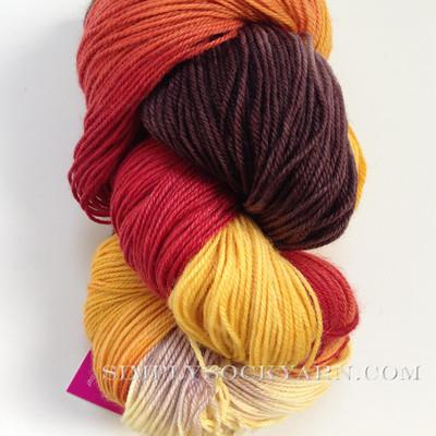 SG TL Sock Maple -