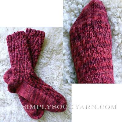 Knitspot Dolomite Sock
