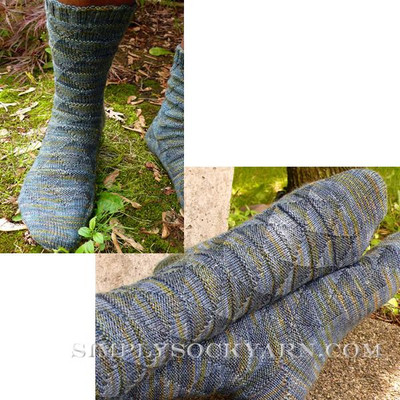 Knitspot Luxor Sock
