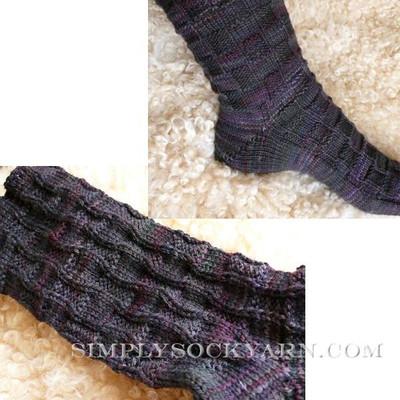 Knitspot Pave Sock